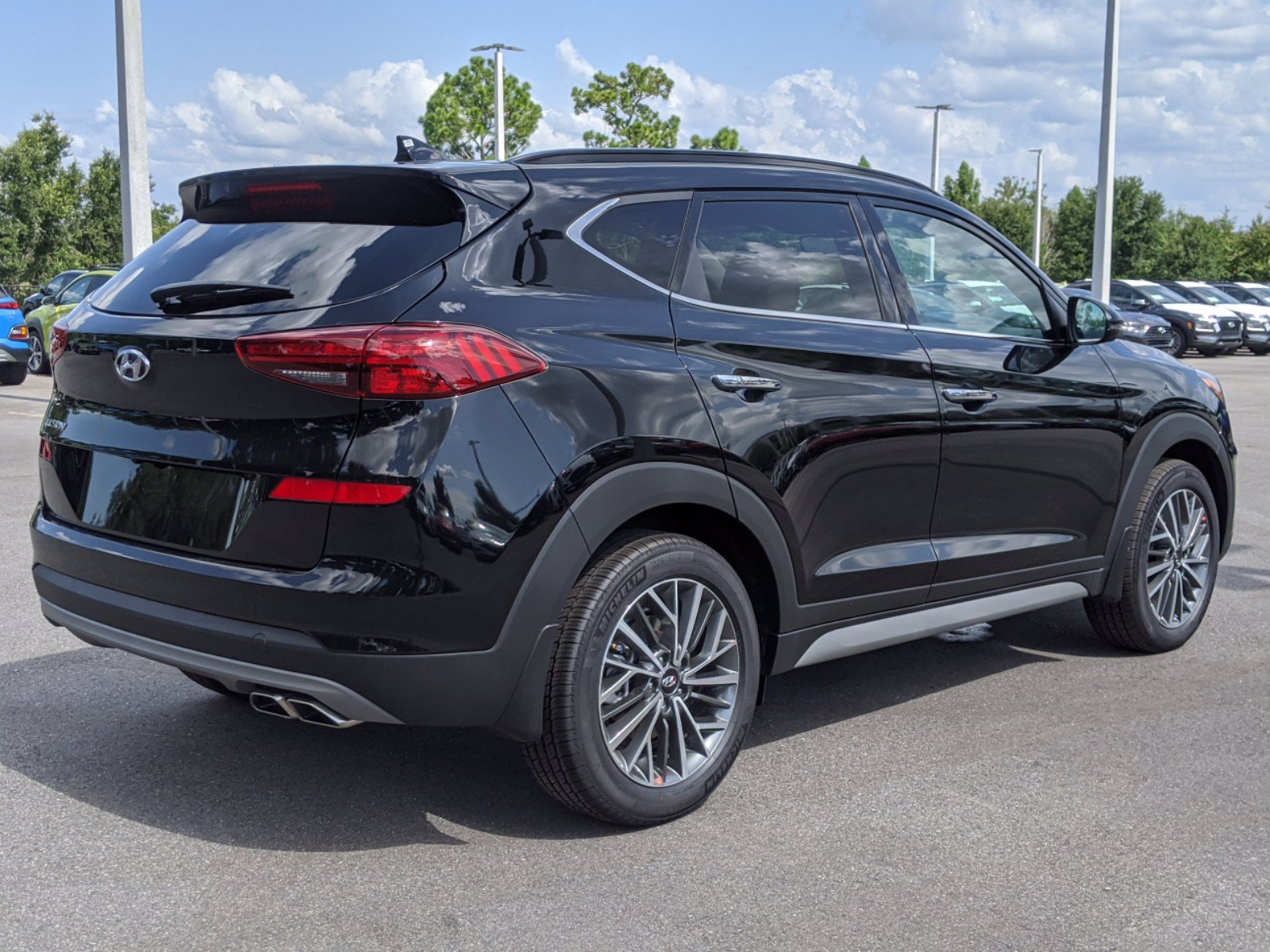 new 2021 hyundai tucson ultimate sport utility in sanford